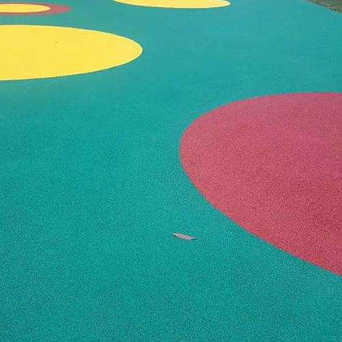 贵州弹性球场地坪